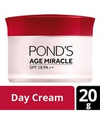 POND'S AGE MIRACLE WRINKLE CORRECTOR DAY CREAM SPF 18 PA++ 20GM