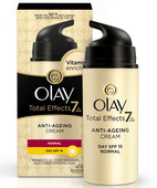 OLAY TOTAL EFFECTS 7 IN ONE DAY CREAM NORMAL