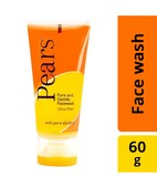 PEARS PURE AND GENTLE FACE WASH 60GM