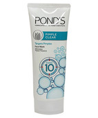 POND'S PIMPLE CLEAR FACE WASH 100 GM