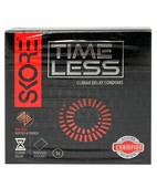 SKORE TIME LESS CLIMAX DELAY CONDOMS 3S