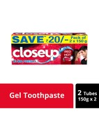CLOSEUP RED HOT DEEP ACTION TOOTHPASTE
