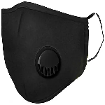 Bodyguard N95 + PM2.7 Anti-Microbial Reusable Face Mask with Replaceable Filters