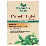 NATURES BEST PANCH TULSI DROPS