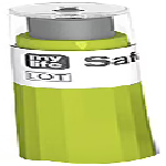MyLife Safety Lancets 1.5mm Green 28G