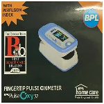 BPL Pulse Oxy02 Fingertip Pulse Oximeter with Perfusion Index