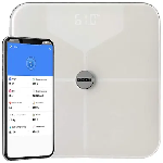 GOQii White Balance Body Composition Monitor with 3 Months Personal Coaching Subscription
