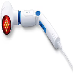 Beurer MG40 Infra Red Massager with Rotating Head White