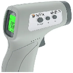 xiTix CQR-t800 Contactless & Hygienic Infra Red Thermometer