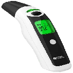 Sahyog Wellness HET-R161 Multi Function Non-Contact Forehead & Ear Infra Red Thermometer