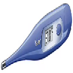 Beurer FT 09/1 Clinical Thermometer Blue
