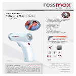 Rossmax HC700 Non-Contact Telephoto Thermometer