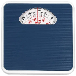 MCP BR9807 Mechanical Weighing Scale Blue