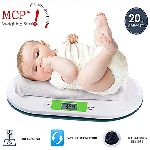 MCP Electronic Digital Baby Infant Pet Bathroom Weighing Scale