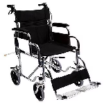 Smart Care SC-904B Wheelchair with Detachable Footrest and Armrest