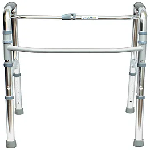 Entros SC4025 Premium Quality Height-Adjustable Reciprocal Walker with Double H Frame