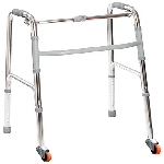 Tynor L 28 Walker with Front Wheels Universal