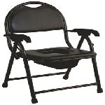 Easy Care EC 817 Commode Chair Black