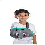 Tynor C-06 Pouch Arm Sling (Baggy) Child