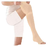 Tynor I 70 Medical Compression Stocking Mid Thigh Large