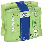 Chicco Soft Cleansing Baby Wipes (Pack of 2)