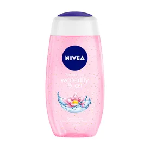 NIVEA Body Wash, Waterlily & Oil Shower Gel, Pampering Care & Refreshing Scent of Waterlily Flo